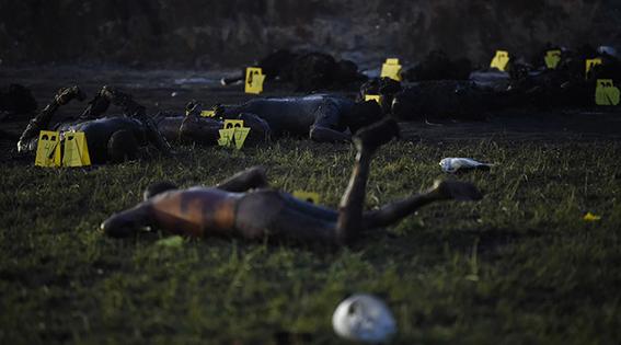 132 muertos tras explosion en tlahuelilpan 1