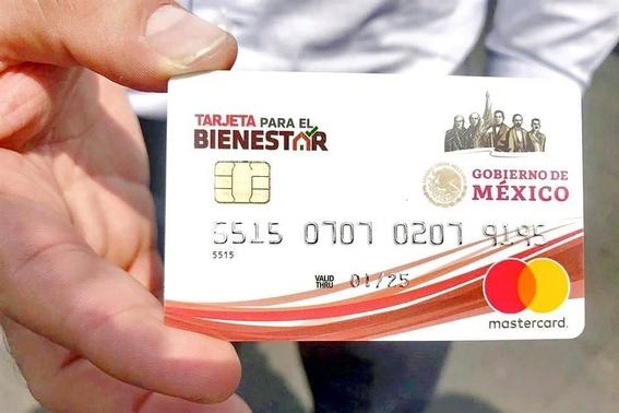 bansefi comienza repartir tarjetas del bienestar amlo 1