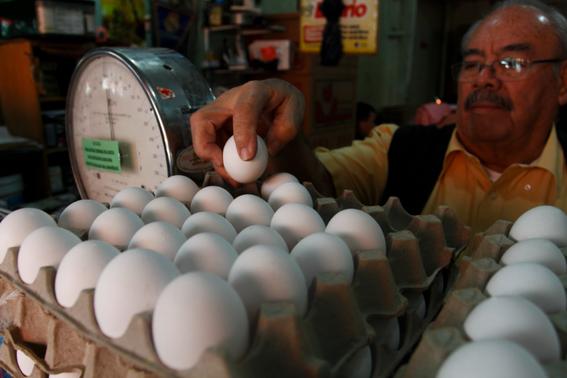 kilo de huevo llega hasta 70 pesos tiendas de mexico 1