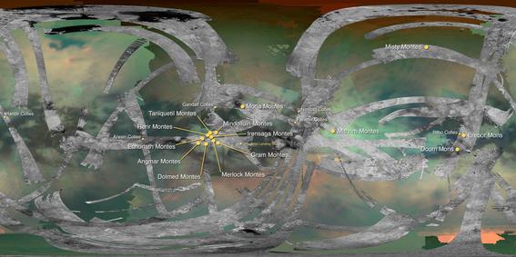 vida alienigena en luna titan de saturno 1