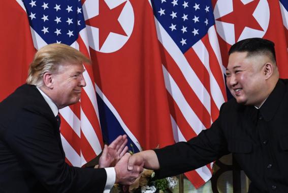 reunion trump kim jong un hablan de desnuclearizacion 2