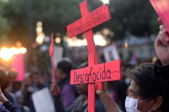 asesinan a 10 mujeres diario solo en el mes de enero 1