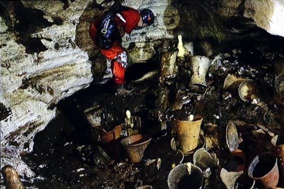 encuentran tesoro en santuario subterraneo de chichen itza 1