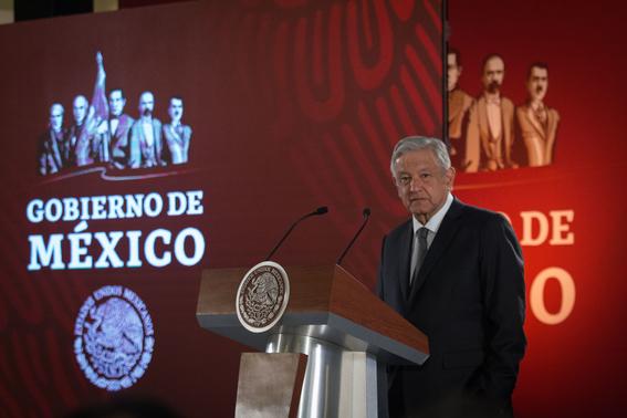 amlo pide al pueblo bueno no proteger narcos y huachicoleros 1