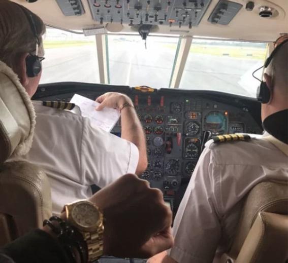 alexis martinez en vuelos privados 2
