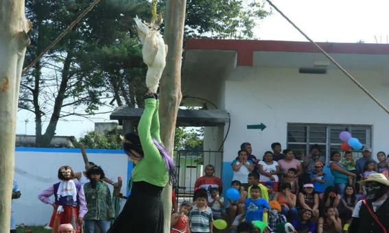 edil pan invita a despescuezada tradicion torturan aves 1