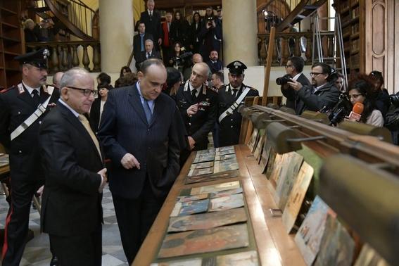 regresa italia pinturas de exvotos a mexico 1