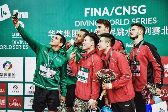 rommel pacheco y jahir ocampo ganan otra medalla de plata en mundial 1