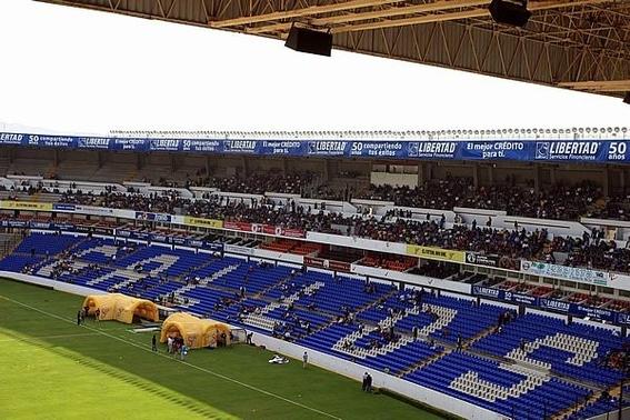 culpan al gobierno por bajas entradas en los estadios de futbol 1