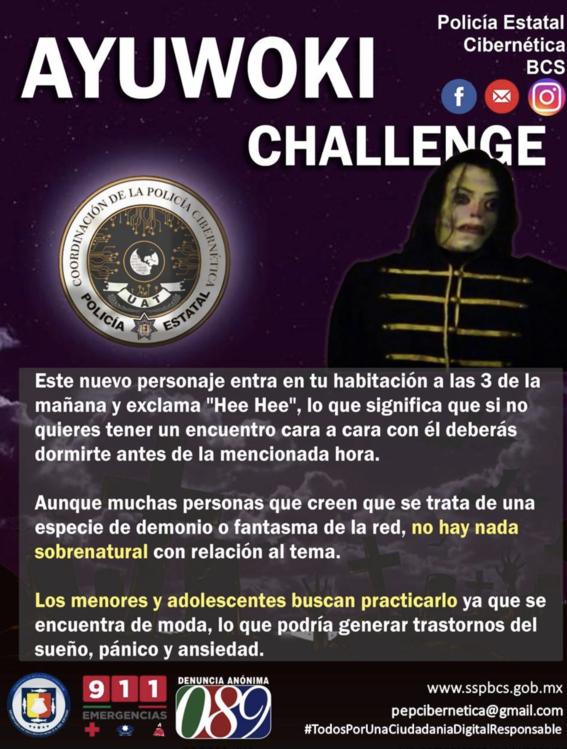 cuidado con el ayuwoki alerta policia mexicana 2