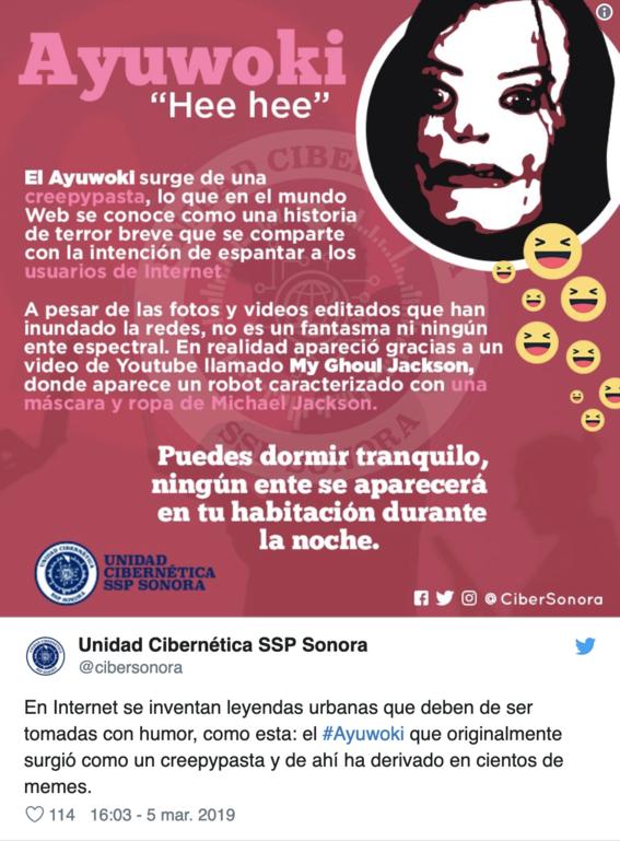 cuidado con el ayuwoki alerta policia mexicana 3