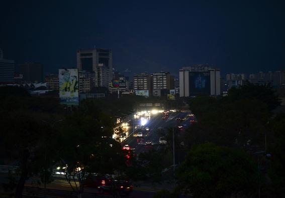 apagon en venezuela 1