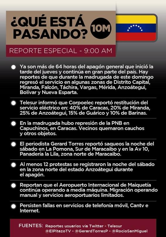 venezuelacumpletresdiassinelectricidad 2