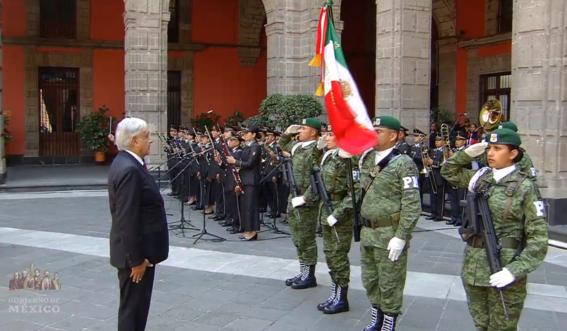 amlo informe por primeros 100 dias de gobierno 4