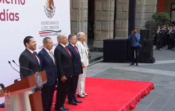amlo informe por primeros 100 dias de gobierno 5