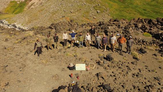 encuentran fosiles de oso gigante que vivio hace 700 mil anos 1