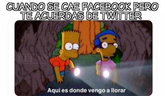memes facebookdown e instagramdown 3
