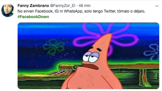 memes facebookdown e instagramdown 14