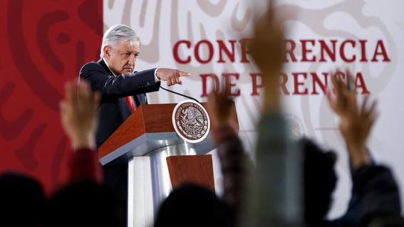 periodistas que quieran ir a mananeras de amlo deberan acreditar trayectoria 2