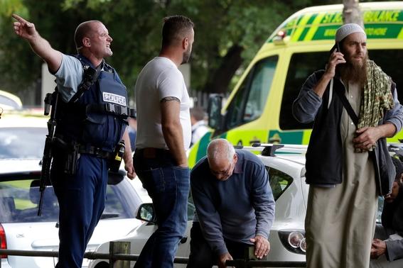 al menos 49 muertos deja ataque a mezquita en nueva zelanda 1