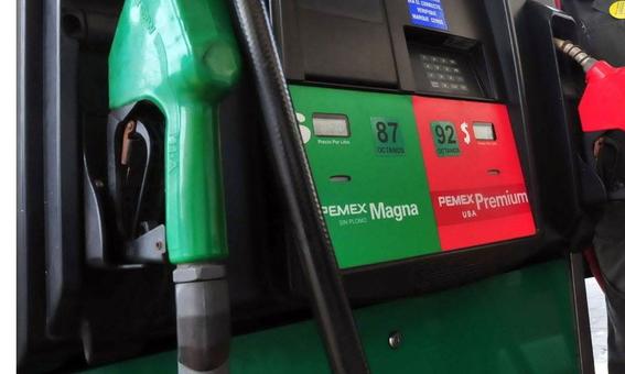 estimulo fiscal a gasolina magna sube de 1 a 15 2