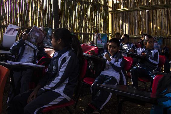 estudio inee revela grado de abandono en escuelas mexico 2