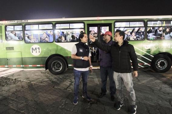 metro funcionara hasta las 3 de la manana por vive latino 2