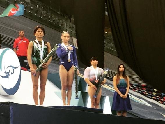 alexa moreno gana bronce en mundial de gimnasia 1