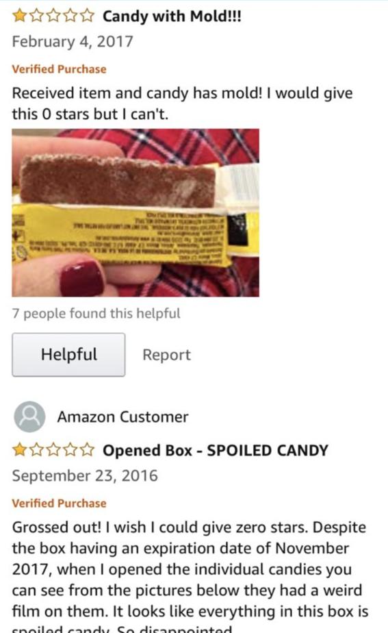descubren el pulparindo y creen que azucar es moho 4