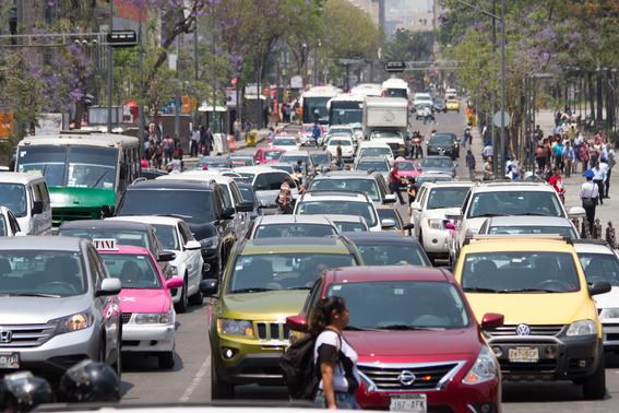 policia de transito agiliza el trafico 1