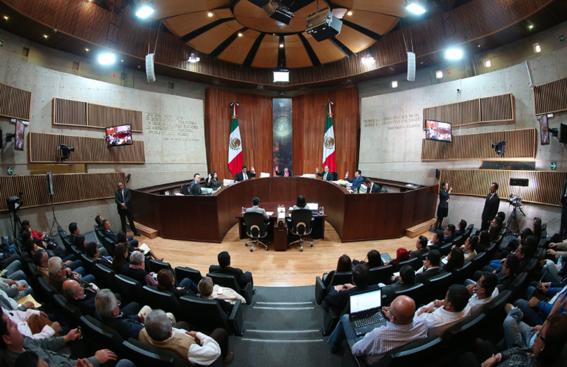 tribunal electoral quita registro de partido al pes 1