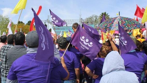 tribunal electoral quita registro de partido al pes 2