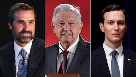 bernardo gomez criticado por amlo ahora anfitrion del presidente 2