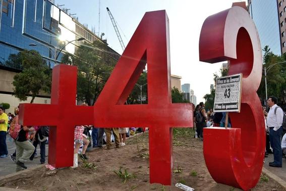 la antimonumenta antimonumento a los 43 y antimonumento del 2 de octubre 1