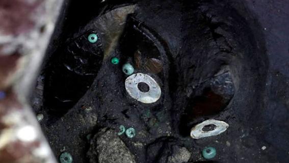 encuentran ofrendas en cdmx que llevarian a tumba de emperador azteca 3