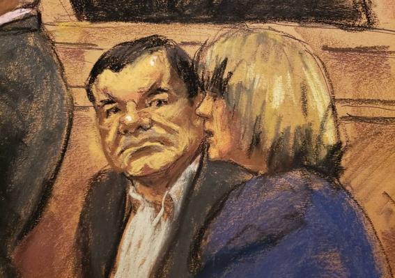 abogados de el chapo pidieron formalmente repeticion del juicio 2