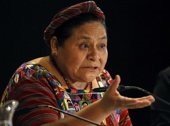 rigoberta menchu califica como historia inconclusa el perdon a indigenas 1