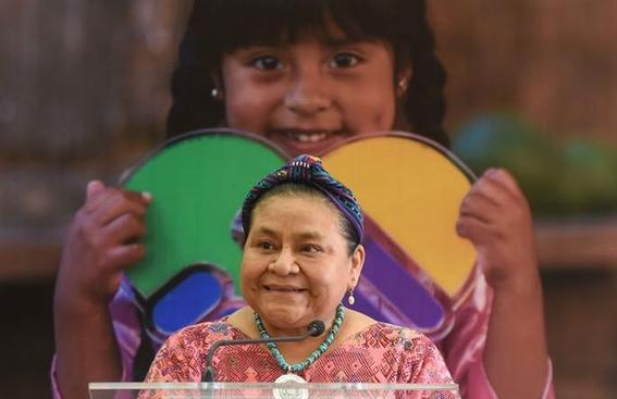 rigoberta menchu califica como historia inconclusa el perdon a indigenas 2