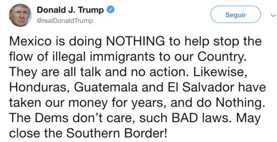 donald trump arremete contra mexico y pasiva estrategia contra migrantes 1