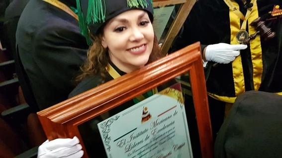 tatiana recibe doctorado honoris causa 2
