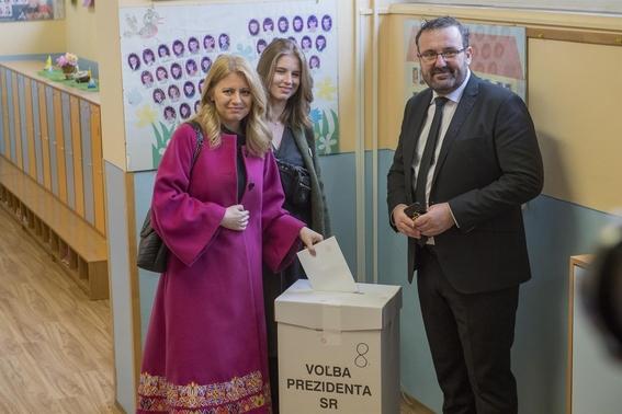 eslovaquia elige a su primera mujer presidenta 2