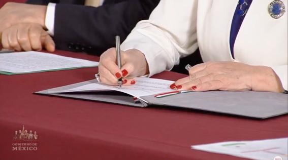 mexico y onu firman acuerdo de derechos humanos para la guardia nacional 2