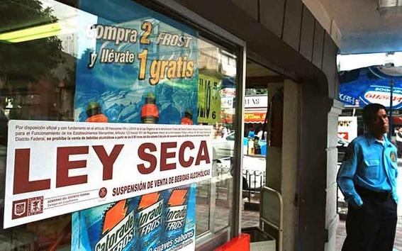 confirman que habra ley seca en iztapalapa por semana santa 1