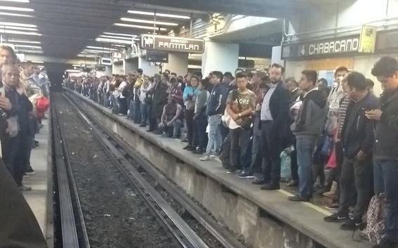 metro dara justificante si llegaste tarde por fallas en linea 9 1