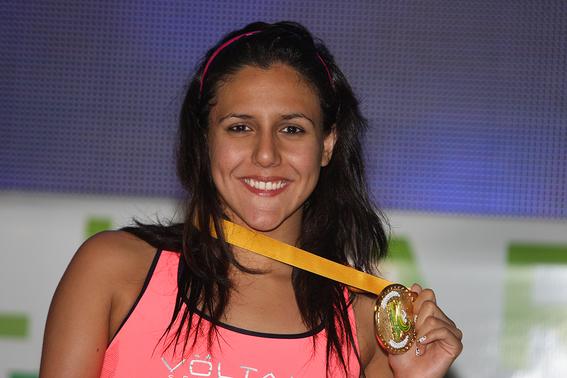 vianney trejo nadadora paralimpica gana 5 medallas en 3 dias 2