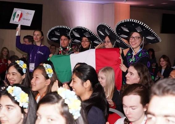 mexicanas ganan oro y plata en olimpiada internacional de matematicas 1
