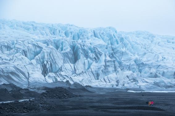 los glaciares podrian liberar residuos radiactivos por deshielo 1