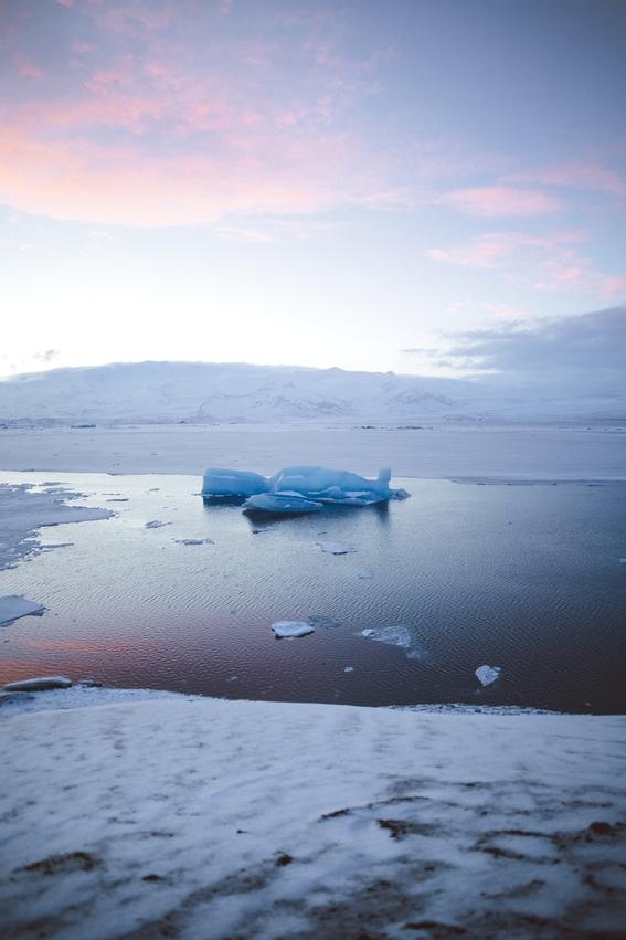 los glaciares podrian liberar residuos radiactivos por deshielo 2