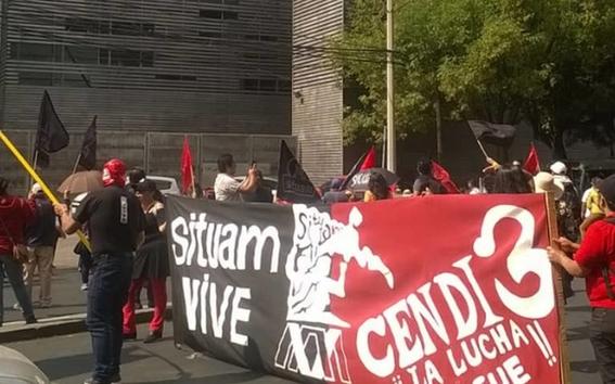 huelga en la universidad autonoma metropolitana 1