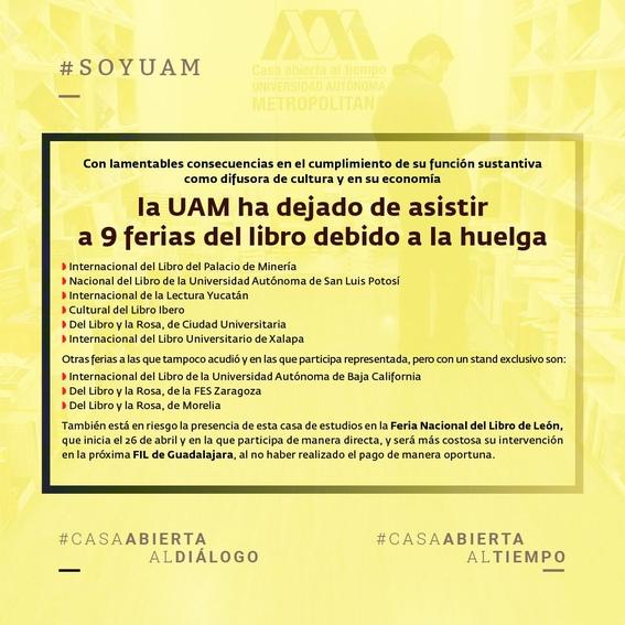 huelga en la universidad autonoma metropolitana 3